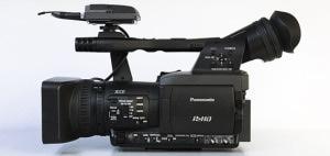 V dnešní době natáčíme výlučně v HD rozlišení