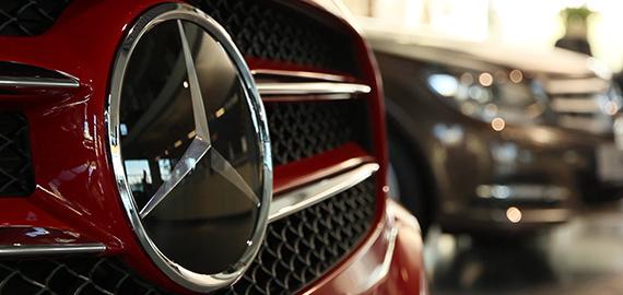 Mercedes-Benz (Comtech): Záběr z high-tech korporátního videa...