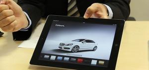 Mercedes-Benz (Comtech): z natáčení firemního videa
