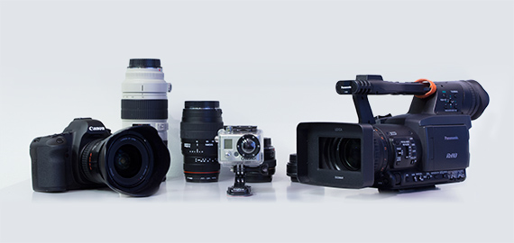 Ať foto nebo video: disponujeme řešením pro každou situaci