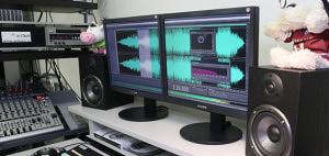 Kvalitní úprava zvuku je nedílnou součástí každého dobrého spotu